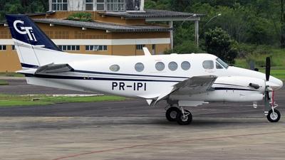 PR-IPI - Beechcraft C90GTi King Air - Private