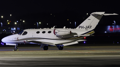 PH-JAY - Cessna 510 Citation Mustang - Private