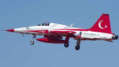 71-3046 - Canadair NF-5A Freedom Fighter - Turkey - Air Force