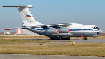 RF-76693 - Ilyushin IL-76MD - Russia - 223rd Flight Unit State Airline