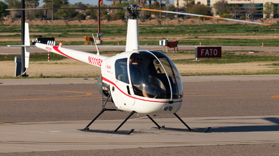 N1118N - Robinson R22 Beta II - Private
