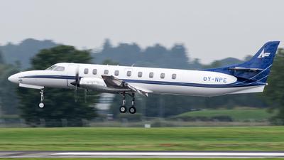 OY-NPE - Fairchild SA227-DC Metro 23 - North Flying