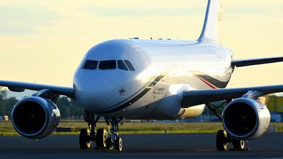 B-8319 - Airbus A319-115X(CJ) - Private