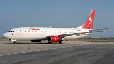 G-OKDN - Boeing 737-8Q8 - Sabre Airways