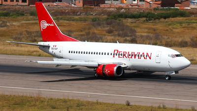 OB-2138P - Boeing 737-530 - Peruvian Airlines