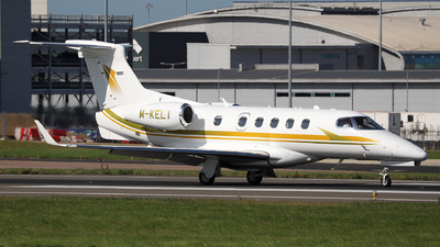 M-KELI - Embraer 505 Phenom 300 - Private