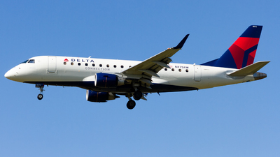 N875RW - Embraer 170-100LR - Delta Connection (Republic Airlines)