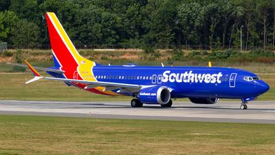 N8814K  - Boeing 737-8 MAX - Southwest Airlines