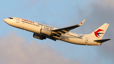 B-5517 - Boeing 737-89P - China Eastern Airlines