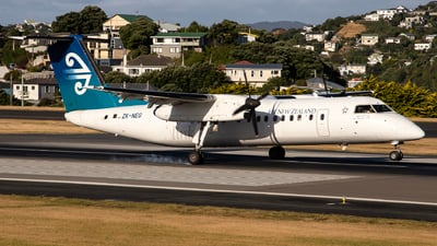 ZK-NEG - Bombardier Dash 8-Q311 - Air New Zealand Link (Air Nelson)