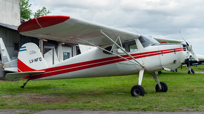 LV-NFQ - Cessna 140 - Private