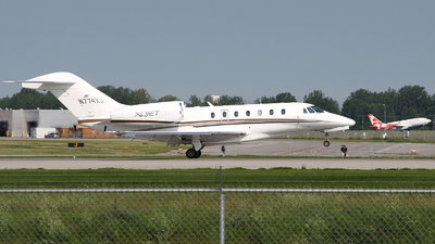 N774XJ - Cessna 750 Citation X - Private