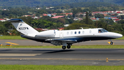 N32PM - Cessna 525 Citationjet CJ4 - Private