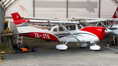 ZK-JTK - Cessna T206H Turbo Stationair - Glenorchy Air