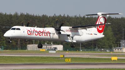 D-ABQQ - Bombardier Dash 8-Q402 - Air Berlin (LGW Luftfahrtgesellschaft Walter)