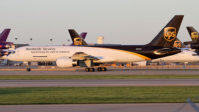 N457UP - Boeing 757-24A(PF) - United Parcel Service (UPS)