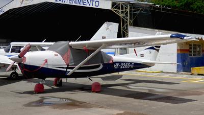 A picture of HK2265G - Cessna TR182 Turbo Skylane RG - [R18200327] - © Luis C. Zurita