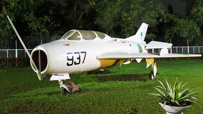 937 - Shenyang F-6 - Bangladesh - Air Force