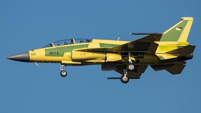 20-617 - Chengdu JF-17B Thunder - Pakistan - Air Force