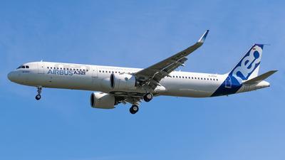 D-AVXA - Airbus A321-271N - Airbus Industrie