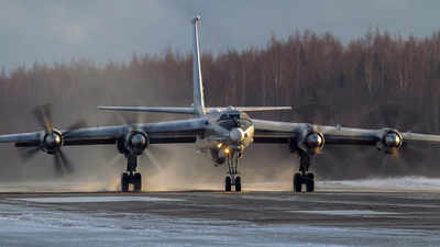 RF-34073 - Tupolev Tu-142MR - Russia - Navy