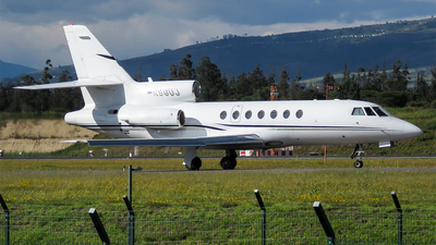 N96UJ - Dassault Falcon 50 - Private