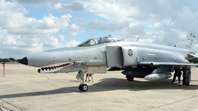 73-1167 - McDonnell Douglas QF-4E Phantom II - United States - US Air Force (USAF)
