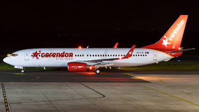 9H-TJE - Boeing 737-85R - Corendon Airlines