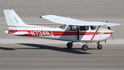 N734NJ - Cessna 172N Skyhawk - Private