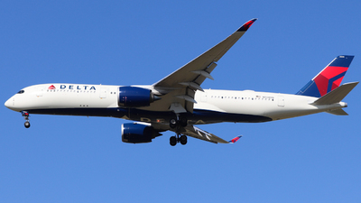 A picture of N508DN - Airbus A350941 - Delta Air Lines - © KR-AGJ
