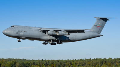 70-0448 - Lockheed C-5A Galaxy - United States - US Air Force (USAF)