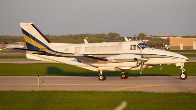 A picture of N70NP - Beech 99 Airliner - Bemidji Airlines - © John Newsome