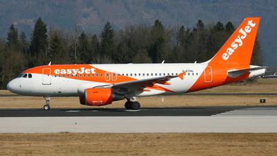 A picture of GEZAL - Airbus A319111 - [2754] - © Bostjan Henigman