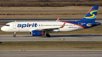 N639NK - Airbus A320-232 - Spirit Airlines