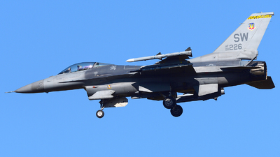 00-0226 - Lockheed Martin F-16C Fighting Falcon - United States - US Air Force (USAF)