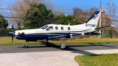 N771AM - Socata TBM-850 - Private