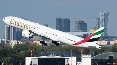 A6-ECN - Boeing 777-36NER - Emirates