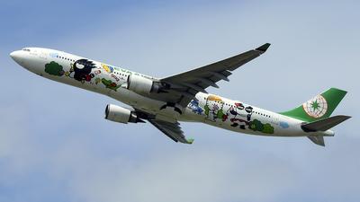 B-16331 - Airbus A330-302 - Eva Air