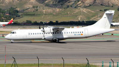 EC-LHV - ATR 72-202 - Swiftair