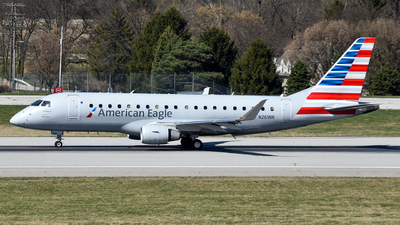 A picture of N261NN - Embraer E175LR - American Airlines - © Brady Noble