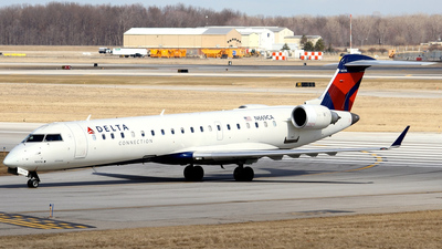 N669CA - Bombardier CRJ-701 - Delta Connection (Comair)