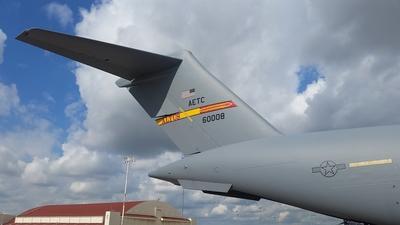 96-0008 - McDonnell Douglas C-17A Globemaster III - United States - US Air Force (USAF)
