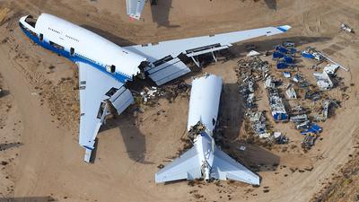 N198UA - Boeing 747-422 - United Airlines