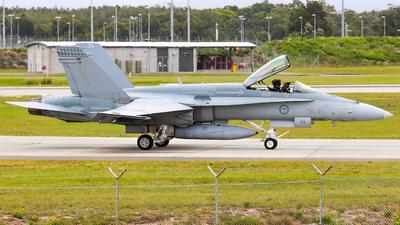 A21-24 - McDonnell Douglas F/A-18A Hornet - Australia - Royal Australian Air Force (RAAF)