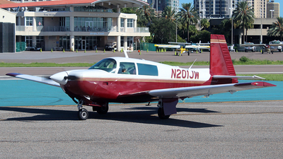 N201JW - Mooney M20J-201 - Private
