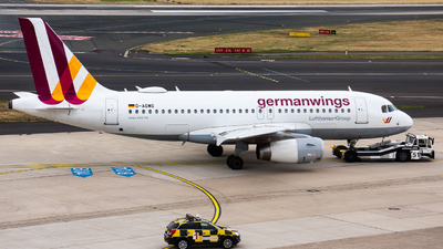 D-AGWG - Airbus A319-132 - Germanwings