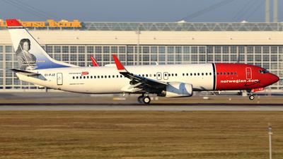 EI-FJZ - Boeing 737-8JP - Norwegian
