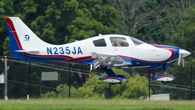 N235JA - Cessna LC41-550FG - Private
