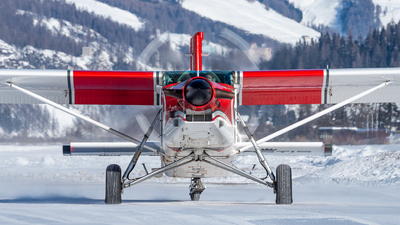 HB-FLA - Pilatus PC-6/B2-H4 Turbo Porter - Scenic Air