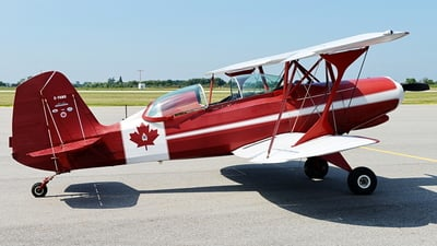 C-FAND - Stolp SA-300 Starduster Too - Private